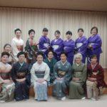 日本舞踊忘年会