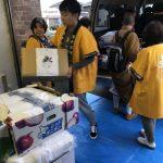 2019.10.17 台風19号における災害物資搬送IN東松山市市民福地センター